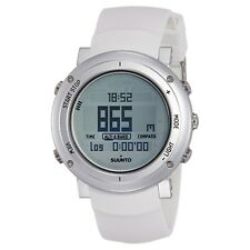 Suunto Core Alu Pure White Outdoor Watch Altimeter Barometer Compass SS018735000