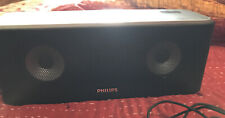 Philips SB365/37 Wireless Bluetooth Portable Speaker With Rechargeable Battery