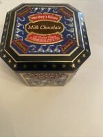 Vintage Hershey's Kisses Limited Edition Tin 2000 Serial Number 624682 Candy Tin