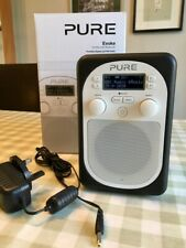 Pure Evoke D2 Mio DAB/FM Radio with Bluetooth Alarm Timer