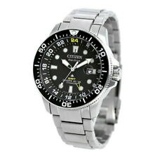 Citizen Promaster Marine Titanium Eco-Drive Watch - BJ7110-89E NEW