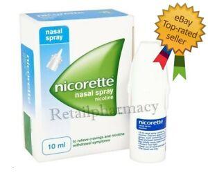 Nicorette Nasal Spray 10ml - 6 Pack~~Bulk buy offer~~##NEW PACKAGING# (01-2023)