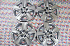 "GENUINE Vauxhall ASTRA H MERIVA B ZAFIRA 16"" WHEEL TRIMS x 4 - NEW - 13337258"