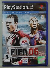 FIFA 06 - PLAYSTATION 2 - PAL ESPAÑA - COMPLETO