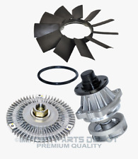 Water Pump (Metal Impeller) + Fan Clutch + Fan Blade BMW E46 3 Series X5 799/302