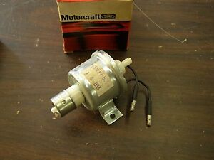 NOS OEM Ford 1966 Mustang Windshield Washer Pump + 1965 1966 Galaxie + Truck