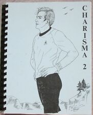 "Star Trek TOS Fanzine ""Charisma 2, 3, 4, 5, 7, 9, 11, 14, 15, 16""  SLASH K/S"