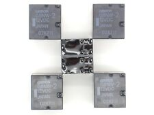 5x OMRON-double-relais g8nw-2, 12v, max.16v, max.30a, 2x 1 pour (Mini, voiture) 2r31