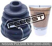 Boot Inner Cv Joint Kit 83X106X22 For Nissan Pulsar N16 (2000-2005)