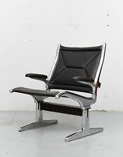Eames tandem sling Chair di Charles & Ray Eames Di Herman Miller, 1962