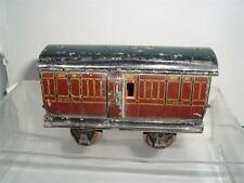 MARKLIN O GAUGE CARRIAGE MADE IN GERMANY IN USED CONDITION VINTAGE C PHOTOS