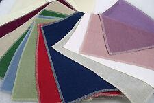 HARDANGER Stoff 170 cm breit 8 Fd./cm METERWARE Sticken diverse Farben