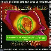Alternative NRG OOP CD with U2 ZOO TV LIVE IN SAN DIEGO 1992-Greenpeace REM+ NEW