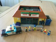LEGO THE SIMPSONS 71016 THE KWIK E-MART COMPLETE WITH ALL MINIFIGURES