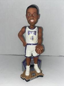 Chris Webber SACRAMENTO KINGS Legends of the Court Bobblehead10 Inches Tall