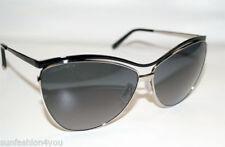Gafas de sol de mujer en plata metal 100% UV