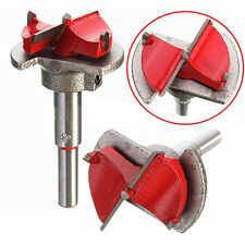 35mm Wood Hinge Boring Hole Saw Drill Bit Set Cutter Auger Carbide Kit UK Stock