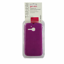 New OEM T-Mobile Gel Skin For Alcatel One Touch Evolve Protective Case Purple