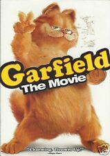 Garfield the Movie (DVD, 2009, Movie) Jennifer Love Hewitt Breckin Meyer
