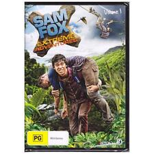 DVD SAM FOX EXTREME ADVENTURES VOLUME 1 Australian TV Series 13Episodes R4 [BNS]