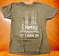 """Loot Cargo Crate - QmX Serenity Firefly """"Let'S Moon 'Em"""" T-Shirt (Size: Large)"""