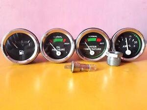 Massey Ferguson Gauges Kit 35,135,165,175,178,TE20,,TO20,TO30,TO35,F40 (Female)