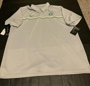 Oregon Ducks Nike 2020 Sideline Polo Men's  Size: 2XL NWT Gray Shirt