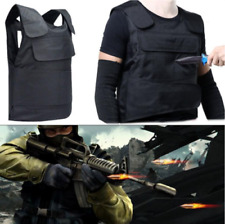 More details for tactical protection vest combat defence outdoor security safety guard jacket