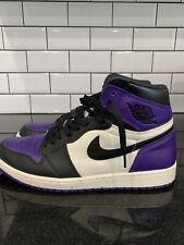 air jordan 1 retro high og court purple