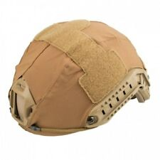 FirstSpear solid helmet cover Ops Core FAST high cut M/L coyote First Spear