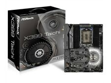 ASRock Motherboard X399 Taichi AMD TR4 X399 Max.128MB DDR4 PCIE USB SATA ATX