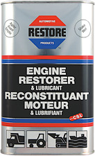 1 Litre Ametech Engine Restorer Oil  - More Power, More Torque, Less Oil-burn