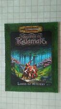 Lands Of Mystery d20 Kingdoms of Kalamar D&D 3E D&D Dungeons & Dragons