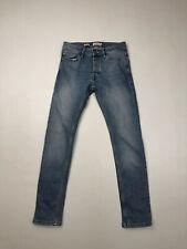 TOPMAN STRETCH SKINNY Jeans - W28 L30 - Blue - Great Condition - Men's