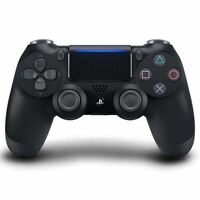 Bluetooth Play Station 4 PS4 Dualshock 4 Wireless Game Controller Black for Sony