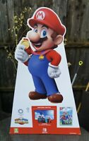 UK MARIO SONIC TOKYO 2020 OLYMPIC GAMES VIDEO GAME STANDEE SHOP DISPLAY SWITCH A