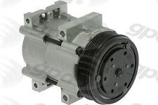 Global Parts Distributors 6511439 New Compressor And Clutch