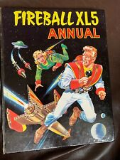 Fireball XL5 Annual, Collins 1966 *RARE* Comic Book
