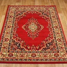 Oriental Weavers Keshan Rug Runner Machine Woven Traditional 100 Polypropylene 112 R 180 X 270 Cm