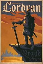 """146 Dark Souls 3 - III Hot Video Game 14""""x21"""" Poster"""