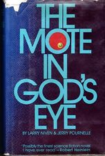 The Mote in God's Eye, 1st hardback, in dust jacket 1974 -1/3 OFF !