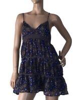 ELWOOD SIZE S SUMMER SCENT FLORAL DRESS