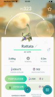 Pokemon TRADE - Shiny Rattata ! 30 Days Friendship Bonus !