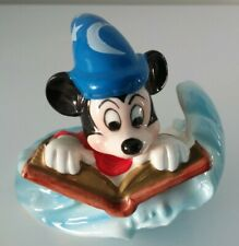 Vintage Walt Disney Mickey Mouse Sourcerers Apprentice Figure/ Ornament  - Japan