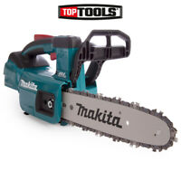 "Makita DUC254Z 18v LXT Li-ion Cordless Brushless Chainsaw 25cm / 10"" Body Only"