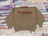 *BEST COMPANY VINTAGE PULLOVER*TAKE TO THE LAND*REHE*TIERE*CASUAL*GR: M*TIP TOP