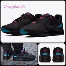 Nike Air Pegasus 89, Sz UK 13, EU 48.5, US 14, CD1504-001, Black, Lagoon