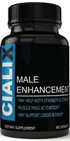 Cialix Male Enhancement Supplement Enhancing Pills for Men 1 Month Supply