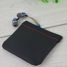 Charging Cable Line Organizer Storage Earphone Headphone Carrying Case Mini Bag