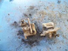 2002 SUZUKI EIGER 400 2WD FRONT BRAKE CALIPERS LEFT RIGHT CALIPER